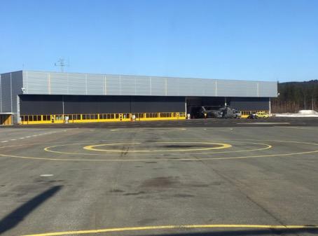 Hangar 6, Bardufoss